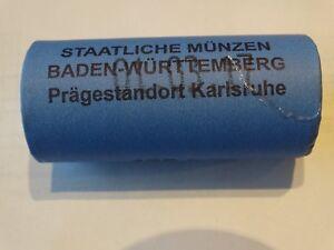 5-Euro-2017-G-Karlsruhe-Tropische-Zone-bankfrisch-aus-der-Rolle