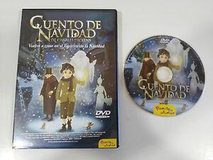 CUENTO-DE-NAVIDAD-DE-CHARLES-DICKENS-DVD-EXTRAS-CASTELLANO-ENGLISH-ANIMACION
