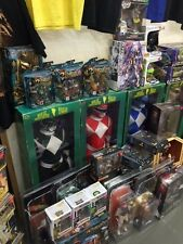 Lifetime Collection of Hundreds of Collectibles, Action Figures, Toys, Comics