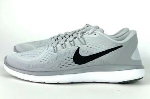 3048594539ab Nike Flex 2017 RN Running Shoes Pure Platinum Wolf Grey 898457-002 ...