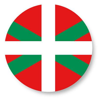 Magnet Aimant Frigo Ø38mm Drapeau Flag Echarpe Europe Pays-Bas Netherlands NL
