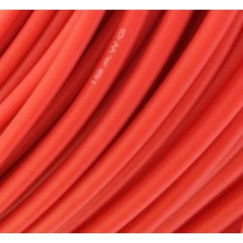HobbyStar 14AWG Red Silicone Wire RC hobby lipo motor US SHIP 1ft 14 gauge ga
