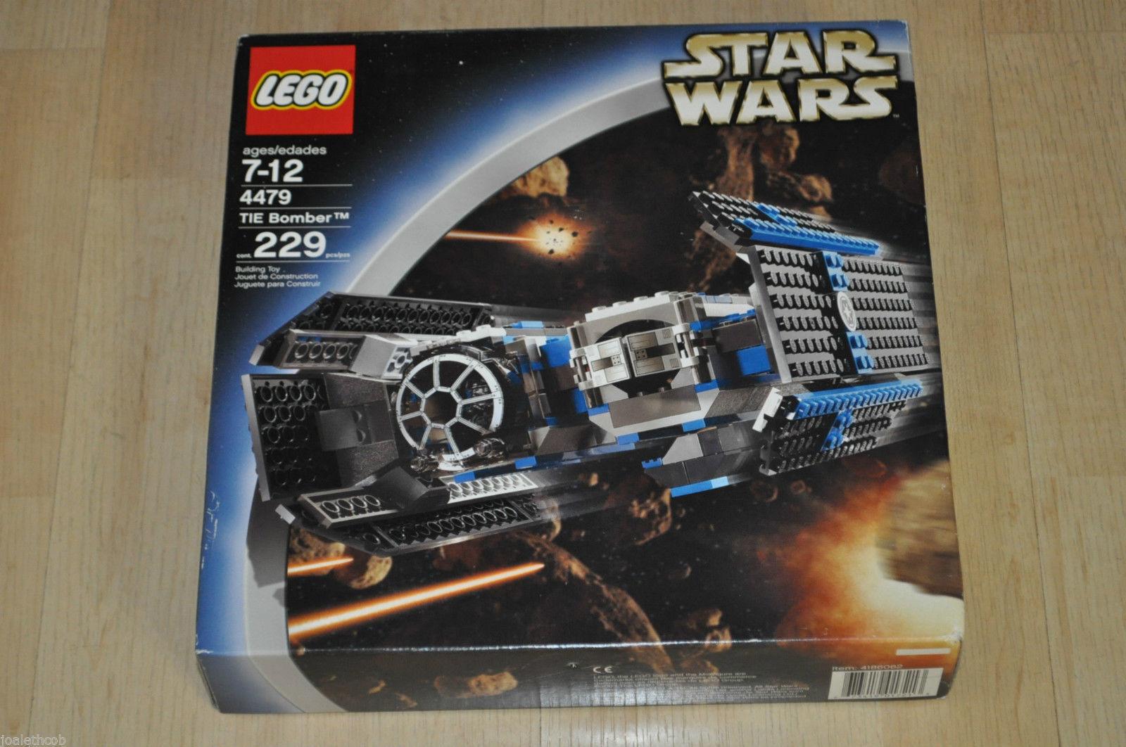 Lego Star Wars Tie Bomber Nuevo Sellado último En Stock