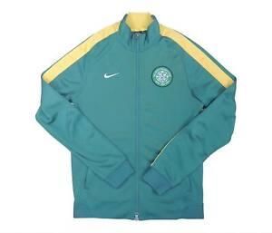 Celtic 2014-15 Tuta ORIGINALE N98 parte superiore (BUONO) S Soccer Jersey