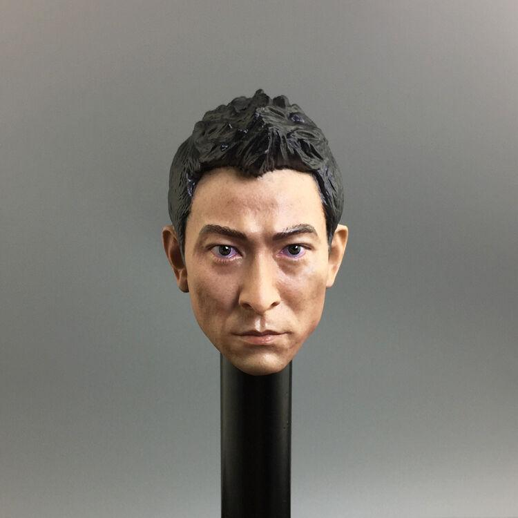 1 6 Scale Andy Lau Head Sculpt Lau Tak Wah Headplay Infernal Affairs
