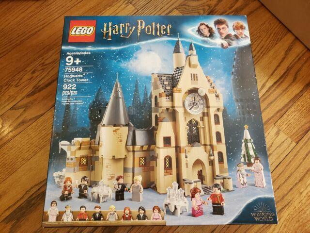 Lego Hogwarts Clock Tower 75948 - Sealed, New In Box