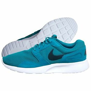Mens Teal Running Shoes
