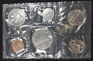 1984 Canada Proof-Like PL Coin Set