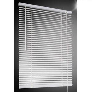 Venetian Window Blind White Blinds Pvc Bedroom Home Office