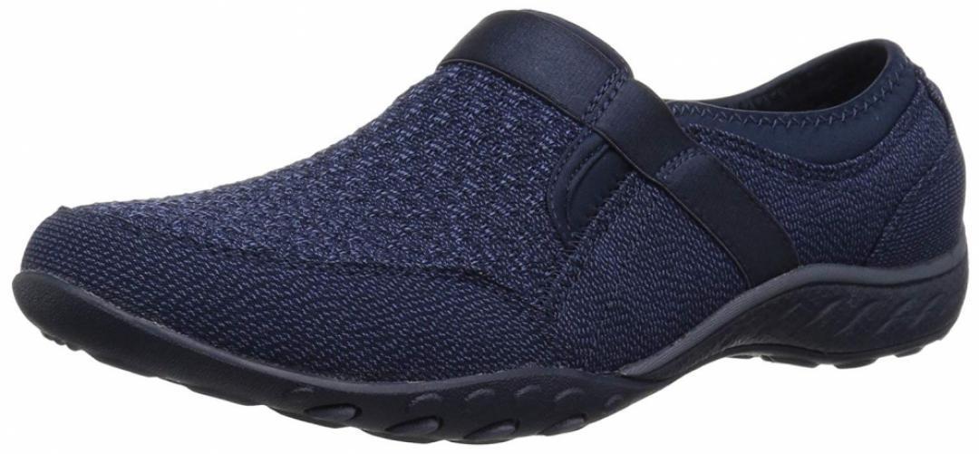 Men's/Women's Skechers Women's Breathe-Easy-Defiknit Sneaker Charming design First quality Vintage tide shoes