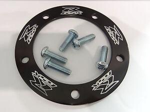 Gsxr Black Rear Rotor Block Off 240, 300, 330 360 Kit(062414-002<wbr/>B)