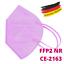Indexbild 32 - ✅10 Stück CE Zertifiziert FFP2 Maske Bunt DEUTSCHER HÄNDLER Atemschutz ✅  TÜV