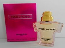 Miniature de parfum Rykiel Rose de SONIA RYKIEL Bouchon doré EDP 7,5 ml