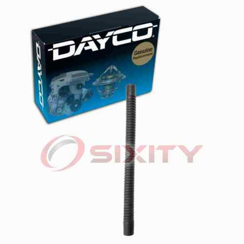 Dayco Upper Radiator Coolant Hose for 1965-1967 Cadillac DeVille Belts gp