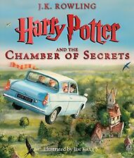 Harry Potter: Harry Potter and the Chamber of Secrets 2 by J. K. Rowling (2016, Hardcover, Illustrated)