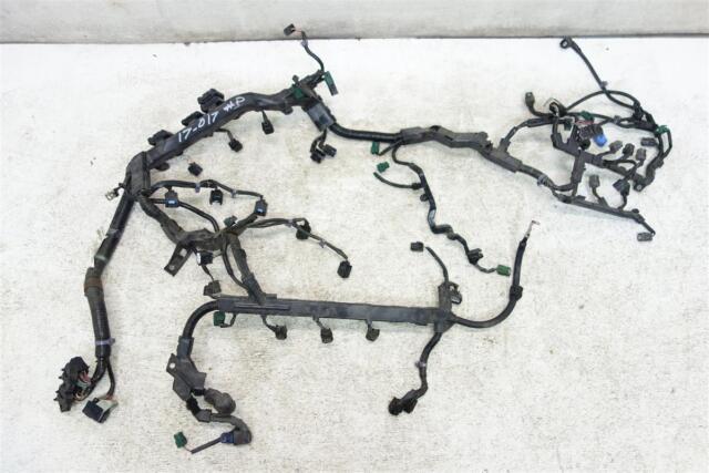 14 15 16 honda odyssey engine wire wiring harness wires motor 32110 rv0 a80  2014 honda odyssey engine wire harness