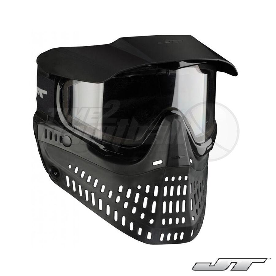 JT Spectra Proflex thermal Paintball Airsoft Goggle-noir  Livraison Gratuite  Masque