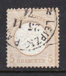 Germany-stamp-20-used-1872-SCV-27-50