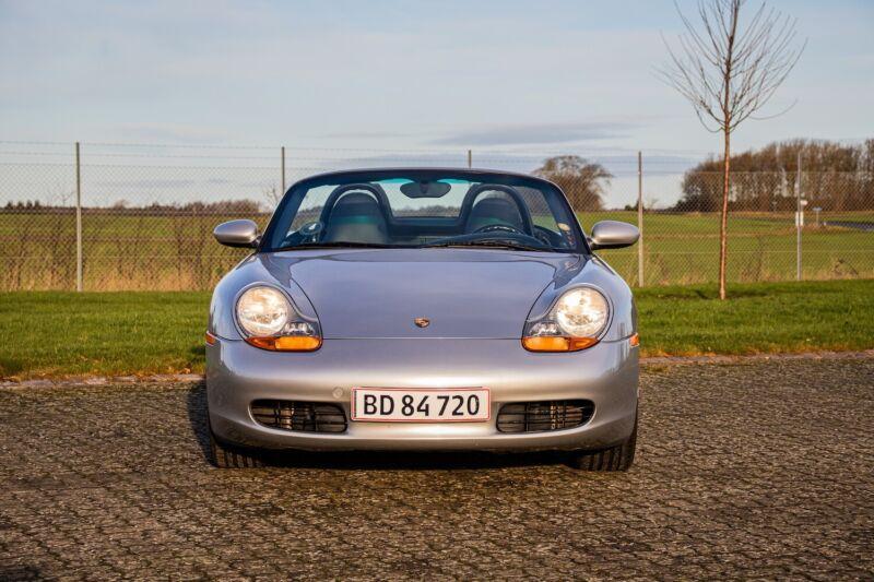 Porsche Boxster Tiptr. - 3