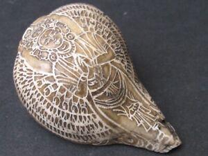 Conch-Votive-Engraved-of-Tibet-Avalokiteswara