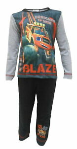 Blaze And The Monster Machines Win Boys Pajamas Ebay
