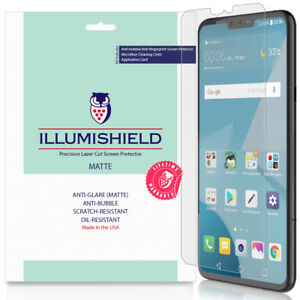 Details about 3x iLLumiShield Matte Screen Protector Anti-Glare for LG V40  ThinQ