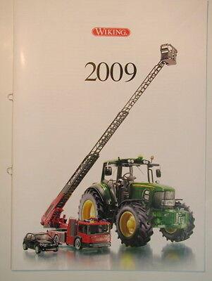 Efficiente Wiking Catalogo 2009 Con 24 Pagine, Nuovo-mostra Il Titolo Originale Ad Ogni Costo