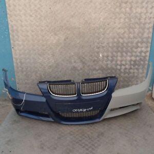 BMW-serie-3-E90-E91-M-SPORT-PARACHOQUES-DELANTERO-Panel-guarnecido-Completo-Le-Mans-Blau-381