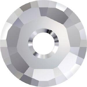 144-Pietre-SWAROVSKI-LOCH-ROSE-art-3128-da-cucire-1-foro-mm5-CRISTAL