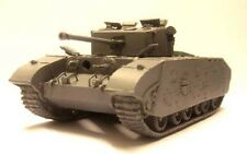 Milicast BB174 1/76 Resin WWII British A33 Excelsior Heavy Assault Tank
