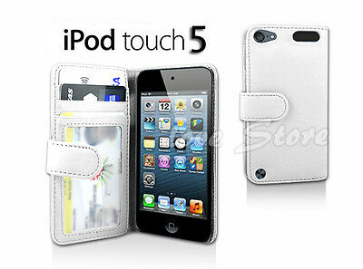 iPod Touch 5 5th for wallet Case Cover
