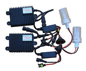 100W H3 6000K HID Kit for ARB IPF 800 900 driving spot lights