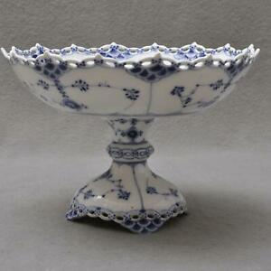 Royal-Copenhagen-Fluted-Full-Lace-Bowl-With-Foot-1-Wahl-Fruit-Bowl