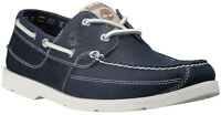 Timberland Mens Earthkeepers Kia Wah Bay 5228r Lace Up Toe Casual Boat Shoes