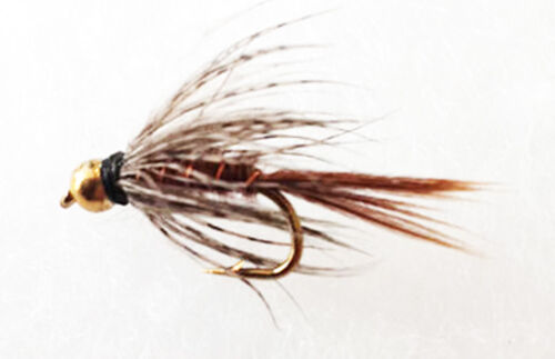 Sawyers Pheasants Tail Soft Hackle Nymphs Top.Quality Trout Nymph Choice