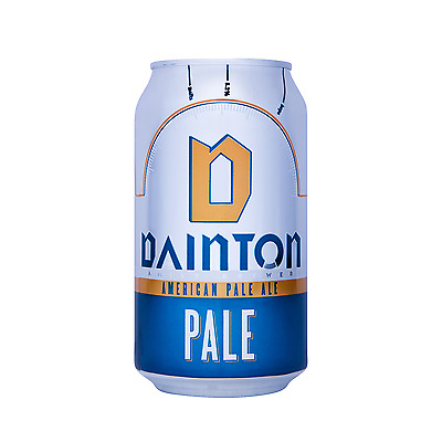 Dainton Family Brewery American Pale Ale Cans case of 10 Craft Beer 355mL