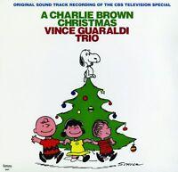 Vince Guaraldi Charlie Brown Christmas Soundtrack Green Colored Vinyl Lp