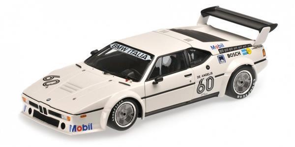 MINICHAMPS BMW m1 Procar BMW ITALIA  60 Elio 1 18 180792961