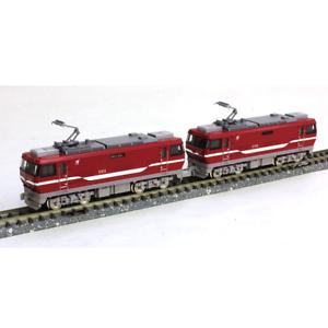 Greenmax 30655 Locomotive électrique ferroviaire El120 2 de Meitetsu - N