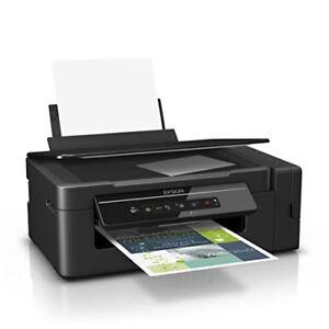 EPSON-ECOTANK-ET-2600-Wi-Fi-stampa-scansione-copia-All-in-One-Stampante-Nuovo-di-Zecca