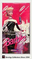 Tempo Australia-36 Years Of Barbie Card Collection Factory Box (30 Pks) Rare