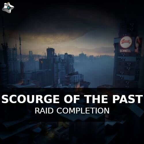 Destiny 2: Scourge of the Past - Full Raid + Secret Chests (PS4)Cross save