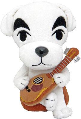 "Little Buddy USA 1302 Animal Crossing 8"" K.K. Slider Plush Stuffed Doll Toy"
