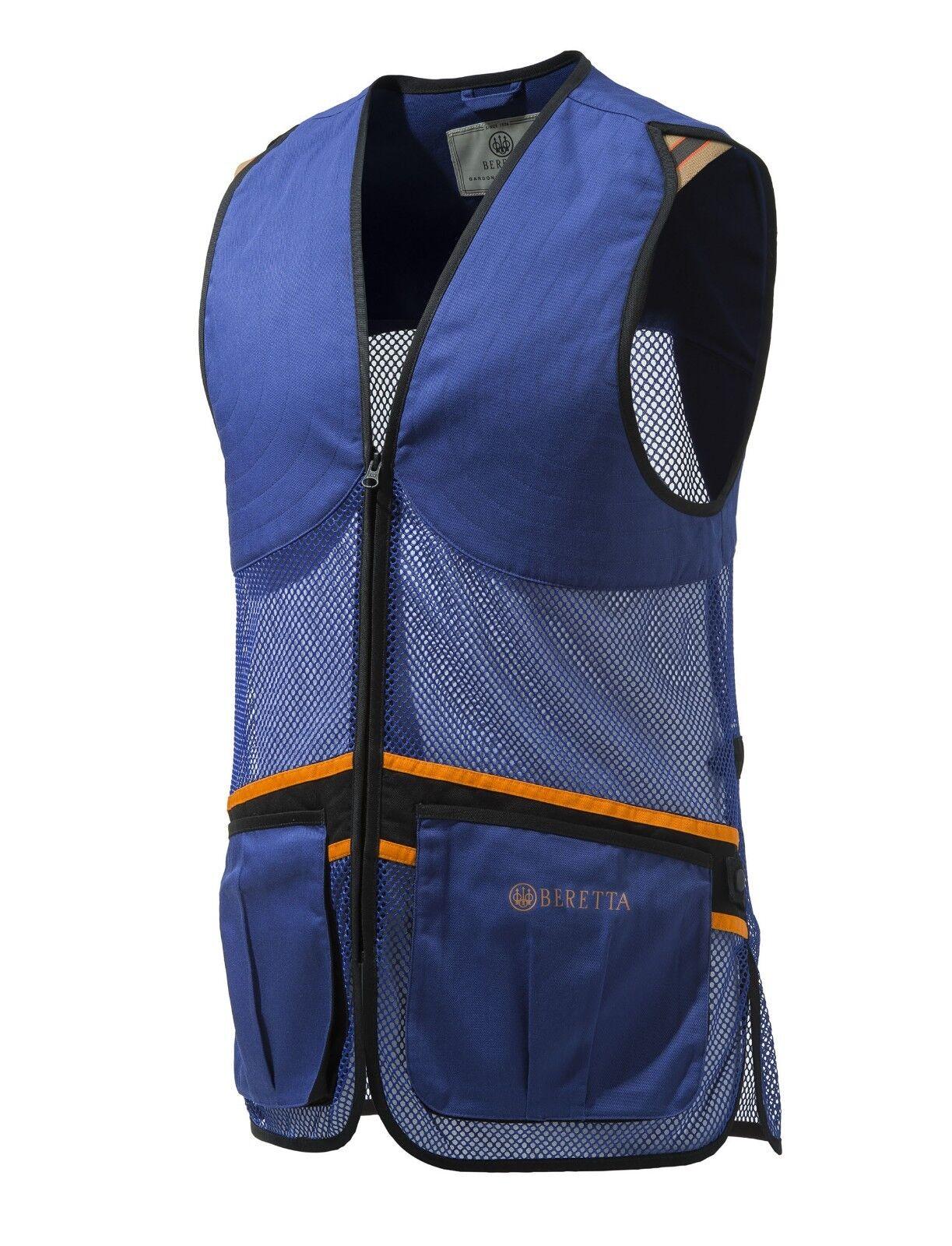 Beretta Full Mesh Clay Shooting Vest