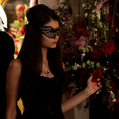 Vampire Diaries Elena Venetian Masquerade Metal Filigree Event Ball Party Mask