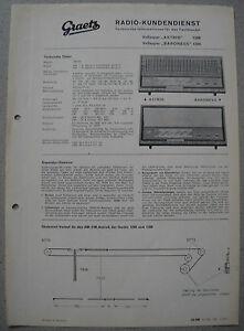 ITT-GRAETZ-Astrid-1208-Baroness-1209-Service-Manual