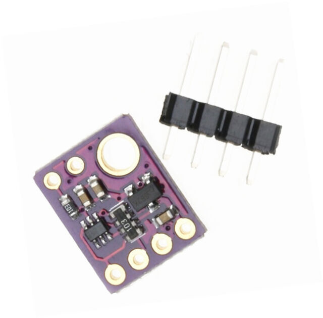 MAX44009 Ambient Light Sensor Module For Arduino With 4P Pin Header NEW