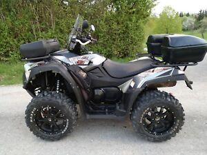 ATV-QUAD-KYMCO-MXU-700-EXI-LOF-4x4-LOF-Zulassung