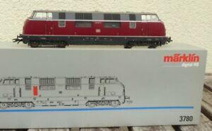 Marklin-3780-Locomotive-BR-220-007-de-la-DB-epoque-4-Digital-Analogique-NEUF-MHI