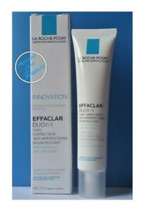 La-Roche-Posay-Effaclar-Duo-dual-action-acne-treatment-made-in-France-40-ml